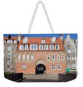 Cow Gate In Gdansk Weekender Tote Bag