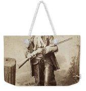 Cowboy, 1880s Weekender Tote Bag by Granger