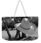 Cowboy Fashion Weekender Tote Bag