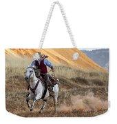 Cowboy Tom Weekender Tote Bag