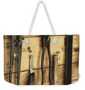 Cowboy's Tools Weekender Tote Bag
