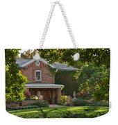 Cowles House Weekender Tote Bag