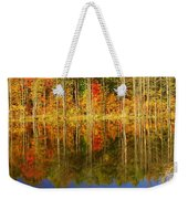 Coxsackie Reflection Weekender Tote Bag