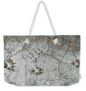 Coyote Tracks Weekender Tote Bag