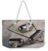 Crab Lines Weekender Tote Bag