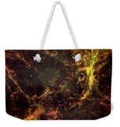 Crab Nebula Weekender Tote Bag