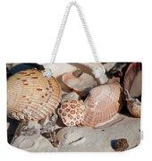 Crab Shell Weekender Tote Bag