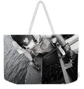 Crabbing On The Potomac Weekender Tote Bag