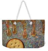Cracker Honey Weekender Tote Bag