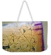 Cracks Weekender Tote Bag