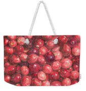 Cranberries Weekender Tote Bag