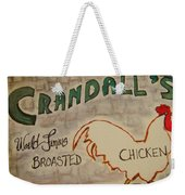 Crandalls Weekender Tote Bag