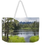 Crane Lake, Tongass National Forest Weekender Tote Bag