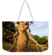 Crater Lake Kachina Weekender Tote Bag