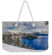 Crater Lake Panorama 1 Weekender Tote Bag