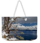 Crater Lake Pine Weekender Tote Bag