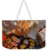 Crazee Corn Colors Weekender Tote Bag