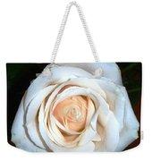 Creamy Rose Iv Weekender Tote Bag