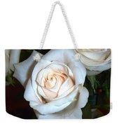 Creamy Roses IIi Weekender Tote Bag