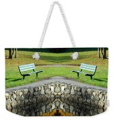 Creation 9 Weekender Tote Bag