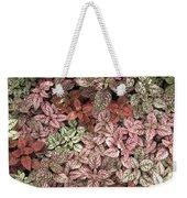 Creative Hues Of Mother Nature Weekender Tote Bag