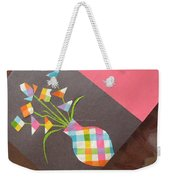 Creative Mind Unfolds  Weekender Tote Bag