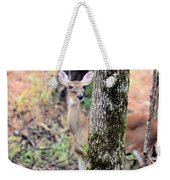 Creature Of The Forest Weekender Tote Bag