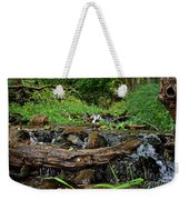 Creek End Weekender Tote Bag