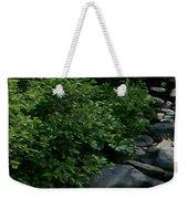 Creek Flow Panel 1 Weekender Tote Bag
