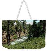 Creek Glen Alpine Creek Weekender Tote Bag