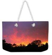 Crepuscule Weekender Tote Bag