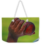 Cricket Anyone Weekender Tote Bag