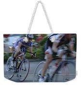 Criterium Bicycle Race 4 Weekender Tote Bag