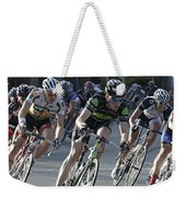 Criterium Bicycle Race 6 Weekender Tote Bag