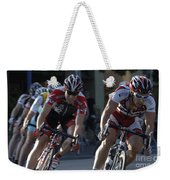 Criterium Bicycle Race 7 Weekender Tote Bag
