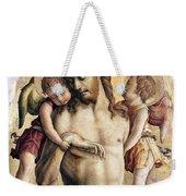 Crivelli: Pieta Weekender Tote Bag
