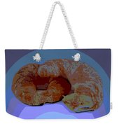 Croissants In Love Weekender Tote Bag