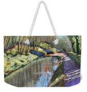 Cromford Canal Weekender Tote Bag