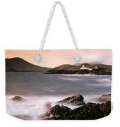 Cromwell Point Lighthouse, Valentia Weekender Tote Bag