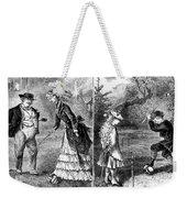Croquet, 1873 Weekender Tote Bag