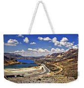 Crossing The Andes 2 Weekender Tote Bag