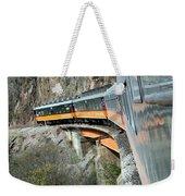 Crossing The Bridge Weekender Tote Bag