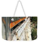 Crossing The Gorge Weekender Tote Bag