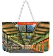 Crrnj Terminal I Weekender Tote Bag