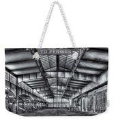 Crrnj Terminal V Weekender Tote Bag
