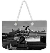 Cruise Terminal Two Weekender Tote Bag