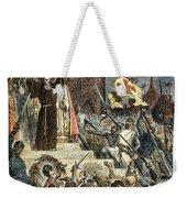 Crusades: Peter The Hermit Weekender Tote Bag