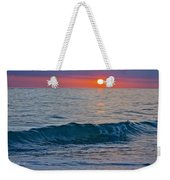 Crystal Blue Waters At Sunset In Treasure Island Florida 3 Weekender Tote Bag