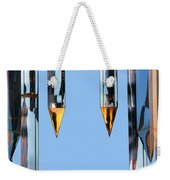 Crystal Cathedral Tower Points Weekender Tote Bag