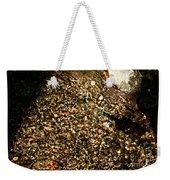 Crystal Clear Water Weekender Tote Bag